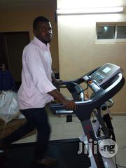 Electric Treadmill With Massage and Seat Up | Massagers for sale in Lagos State, Ikoyi