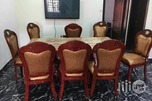 8 Seaters Pure Marble Dinning