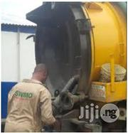 Mobile Toilet Evacuation Services | Building Materials for sale in Lagos State, Alimosho
