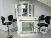 Exotic Unique Strong Adjustable Wine White Bar Brand New   Furniture for sale in Lagos State, Lekki Phase 1