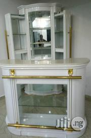 Unique Strong Adjustable Wine White Bar Brand New   Furniture for sale in Lagos State, Lekki Phase 1