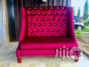 Modern Design Two Single Seat Sofa High Back   Furniture for sale in Rivers State, Ikwerre