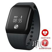 Heart Rate Monitor Fitness Tracker Sleep Step Calorie Smartwatch | Smart Watches & Trackers for sale in Abuja (FCT) State, Gwagwalada