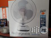 Lontor Rechargeable Table Fans | Home Appliances for sale in Abuja (FCT) State, Wuse