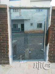 Frameless Glass Door And All Kind Frameless And Aluminium Glass Design | Doors for sale in Lagos State, Ikoyi
