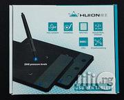 Huion H420 Versatile Graphic Signature Pad With Wireless Pen | Tablets for sale in Rivers State, Port-Harcourt
