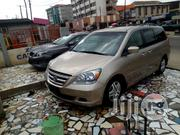 Honda Odyssey EX 2006 Gold | Cars for sale in Lagos State, Ikeja