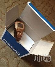 Casio Vintage Rose Gold | Watches for sale in Lagos State, Lagos Mainland