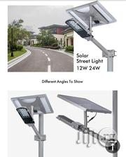 Solar Energy Powered 24W Led Street Lighting System And House | Solar Energy for sale in Edo State, Benin City