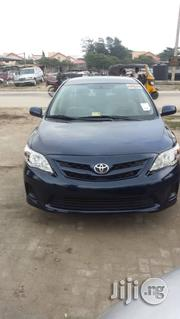 Toyota Corolla 2011 Blue | Cars for sale in Lagos State, Lagos Island