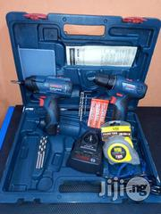 Bosch CORDLESS Battery Drill Combo Kit 12V (GDR 120-li | Electrical Tools for sale in Lagos State, Lagos Island