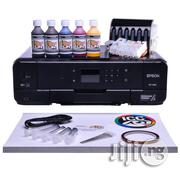 Epson XP900 - A3 Sublimation Printer Bundle   Printers & Scanners for sale in Lagos State, Surulere