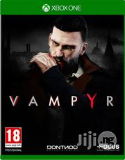 Vampyr – Xbox One | Video Game Consoles for sale in Lagos State, Surulere