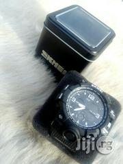 Original Skmei Analog and Digital Display Wrist Watch | Watches for sale in Lagos State, Lagos Mainland