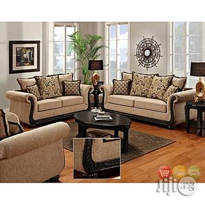 Exclusive Crosby Exquisite 6 Seater (With Free Throw Pillows)