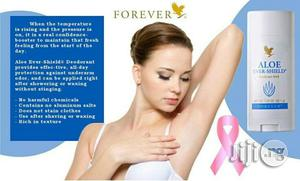 Deodorant for Clean Arm Pit and Preventing of Breast Cancer