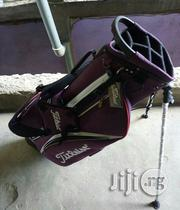 Empty Titleist Golf Bag | Bags for sale in Lagos State, Ilupeju