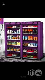 Double Wardrobe Shoes Rack | Furniture for sale in Lagos State, Surulere