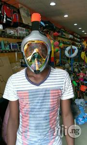 Full Face Snorkel Mask   Sports Equipment for sale in Lagos State, Ikeja