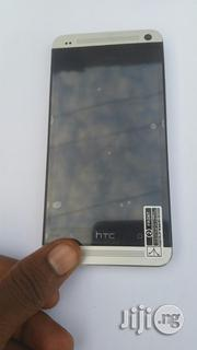 HTC One M7 SILVER 32GB   Mobile Phones for sale in Lagos State, Ojodu