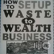 Manual/Ebook On Waste To Wealth Business | Books & Games for sale in Rivers State, Port-Harcourt