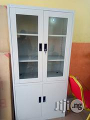 Office Meter Book Shelf With Glass Door | Furniture for sale in Lagos State, Ojo