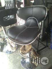 Bar Stool Leather | Furniture for sale in Lagos State, Ojo