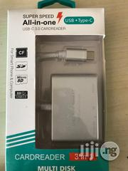 USB Type-C All in One SD, Microsd, Compactflash Card Reader+Writer for Smartphone PC | Accessories for Mobile Phones & Tablets for sale in Rivers State, Port-Harcourt