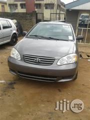 Tokunbo Toyota Corolla 2004 Gray | Cars for sale in Lagos State, Ikeja