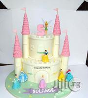 Princess Castle Cake   Meals & Drinks for sale in Abuja (FCT) State, Gwarinpa