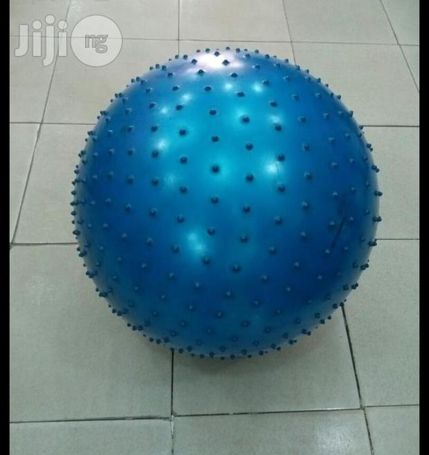 Gymnastic Exercise Ball