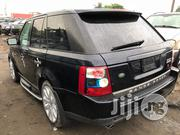 Land Rover Range Rover Sport 4.2 V8 SC 2008 Blue | Cars for sale in Lagos State, Apapa