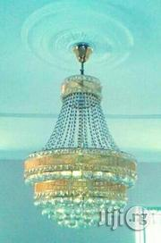 Promo With Gift 📦 Crystal Chandelier by 600 | Home Accessories for sale in Lagos State, Ojo