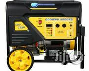 TEC Generator (6.75kw/8.5kva) Odogwu 10000 Remote Start | Electrical Equipment for sale in Lagos State, Lagos Mainland