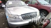 Infinite Fx35 2005 Silver   Cars for sale in Lagos State, Lagos Mainland