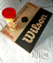 One Carton Of Wilson Championship Tennis Ball | Sports Equipment for sale in Lagos State, Lekki Phase 1