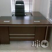 High Quality Executive Office Table With Extension Mobel Drawer | Furniture for sale in Lagos State, Ajah