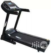 1.5hp Treadmill With Massager, Dumbbell and Twister | Massagers for sale in Lagos State, Surulere