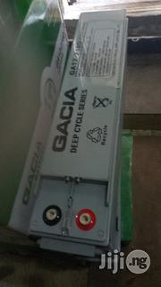 Gacia 210ah 12V Deep Cycle Battery   Solar Energy for sale in Lagos State, Ojo
