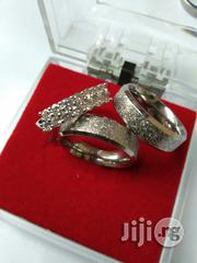 Silver Wedding Ring | Wedding Wear for sale in Lagos State, Lagos Mainland