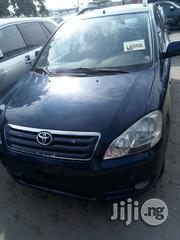 Tokunbo Toyota Avensis Verso 2004 Blue | Cars for sale in Lagos State, Apapa