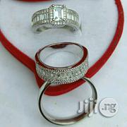 Brazillian Silver Wedding Ring | Wedding Wear for sale in Lagos State, Isolo