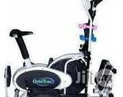 Stationary Exercise Bike With Stepper and Dumbell   Sports Equipment for sale in Abuja (FCT) State, Garki 2