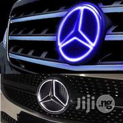 Mercedes Benz LOGO With LED Light | Vehicle Parts & Accessories for sale in Lagos State, Lagos Mainland