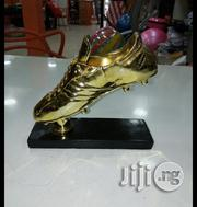 Brand New Golden Boot Award   Arts & Crafts for sale in Rivers State, Port-Harcourt