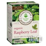 Organic Red Raspberry Leaf Tea For Female Reproductive Health | Vitamins & Supplements for sale in Lagos State, Lekki Phase 2