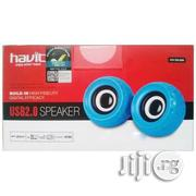 Havit Speaker USB Multimedia PC | Audio & Music Equipment for sale in Lagos State, Ikeja