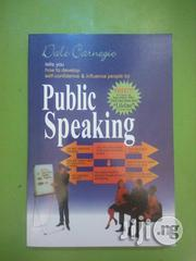 Dale Carnegie Public Speaking for Success | Books & Games for sale in Lagos State, Apapa
