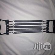 Plastic Handle Chest Expander- 5 Spring | Sports Equipment for sale in Lagos State, Surulere