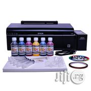 Sublimation Printer Bundle Epson Ecotank L805 | Printers & Scanners for sale in Lagos State, Ikeja